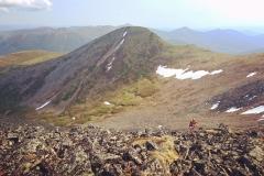 Scott Dorion Climbs Mahtin